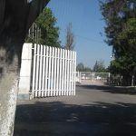 Ante robos a usuarios, militares vigilan adentro de la Deportiva Sur