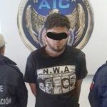 "Capturan a ""El Titi"" presunto cabecilla del Cártel Santa Rosa de Lima"