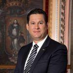 Diego Sinhué entre los diez gobernadores mejor evaluados