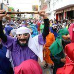 """""""La Judea"""" tradición de Purísima del Rincón en Semana Santa"""