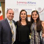 Lorena Alfaro por su segundo aire en el Congreso de Guanajuato
