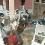 'La vida es un carnaval', canción que sonaba cuando ocurrió la masacre en Minatitlán