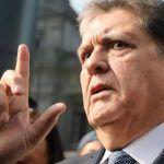 De un balazo se mata ex presidente de Perú