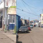 A pie Policía Militar vigila calles de Barrio de la Salud