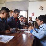 Invitan a jóvenes a tramitar Cartilla Militar