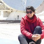 Egresada del Departamento de Astronomía de la UG gana premio internacional