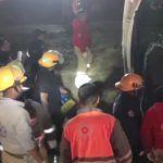 Vuelca autobús dejando un saldo de 11 muertos y 18 heridos en Zacatecas
