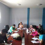 Mujeres cueramarenses entregan documentación para recibir financiamientos