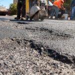 Bachean calles de Cuerámaro