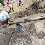Mejoran servicio de agua potable en comunidad de Ojo de Agua