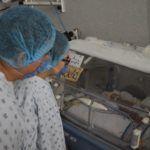 SSG informa la recuperación de trillizas en unidad médica
