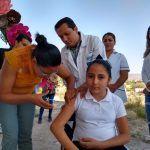 Dan inicio a la Segunda Semana Nacional de Vacunación en Cuerámaro