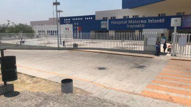 Photo of Pacientes del hospital Materno infantil piden barandales en escaleras