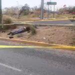Muere motociclista atropellado en Cuarto Cinturón Vial