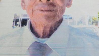 Photo of Muere Andresito quien fue auxiliar de vialidad por 50 años