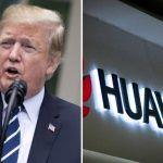 Trump abrió la puerta a una posible solución al conflicto con Huawei