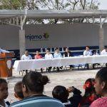 Inauguran Comedor Escolar en primaria en comunidad La Sarna