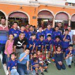 Atlético San Pancho Campeón en las Fiestas de Mayo