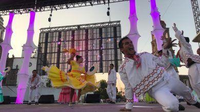 Photo of Se presentan danzas típicas de Mexico y Colombia en centro de Irapuato