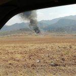 Se incendia basurero de Cuerámaro