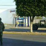 Vuelan cajero de Banamex con bomba en Irapuato