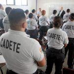 Avanza preparación de nuevos cadetes