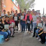 Finalizan taller de capacitación impartido por el IECA en Manuel Doblado