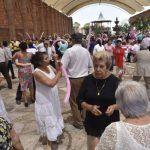 Celebran en Pénjamo las personas adultas mayores a través de la Verbena Regional