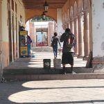 Huanímaro se queda sin agua; pozo colapsa
