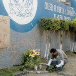 La bala que le arrebató la vida a Aideé fue disparada fuera del salón de clases