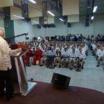 Anuncia AMLO inversión multimillonaria para rehabilitación de refinería en Salamanca