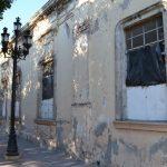 """La vieja """"Casa de Cristiandad en Abasolo"""", importante monumento arquitectónico"""