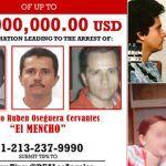 CJNG, pierde célula de distribuidores de heroína en Estados Unidos
