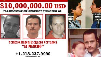 Photo of CJNG, pierde célula de distribuidores de heroína en Estados Unidos