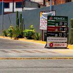 La gasolina en Irapuato se vende más cara que en la frontera del país
