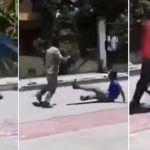 "Profesor de Chiapas detuvo a ""cinturonazos"" la pelea de dos alumnos"
