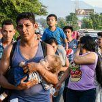 ¿Te nace ayudar a los migrantes en su trayecto a Estados Unidos?