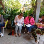 Dan inicio a taller básico de repostería en la comunidad de El Saucillo