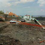 Clausuran obra en Cerro de Arandas