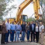 Arranca obra de equipamiento del pozo y línea de conducción hidráulica en la comunidad de Copales