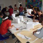 Inician Cursos de Marroquinería en El Novillero