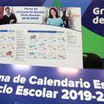 Conoce el nuevo Calendario Escolar para el ciclo 2019-2020