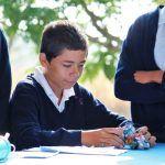 Vehículos en escala, equipos de bombeo y energía eólica: alumnos de la comunidad de Magallanes