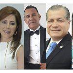 Cuatro ex alcaldes y uno en funciones investigados penalmente en Guanajuato