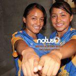 Mexicanos tiene dos gemelas futbolistas que se van a Tigres