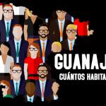 Guanajuato casi tiene 6 millones de habitantes