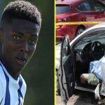 Filtran fotos de Joao Maleck tras fatal accidente