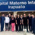 SSG continúa con proceso de reingeniería en el Hospital Materno Infantil de Irapuato