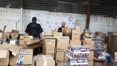 Photo of FGR recupera tráiler con mercancía robada en León