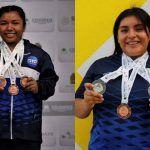 Guanajuatenses ganan medallas de plata y bronce en levantamiento de pesas